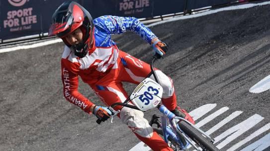 โรงเรียนสำเร็จวิทยาที่คว้ารางวัลจากการแข่งขันกีฬา BMX RACING ชิงแชมป์ประเทศไทย
